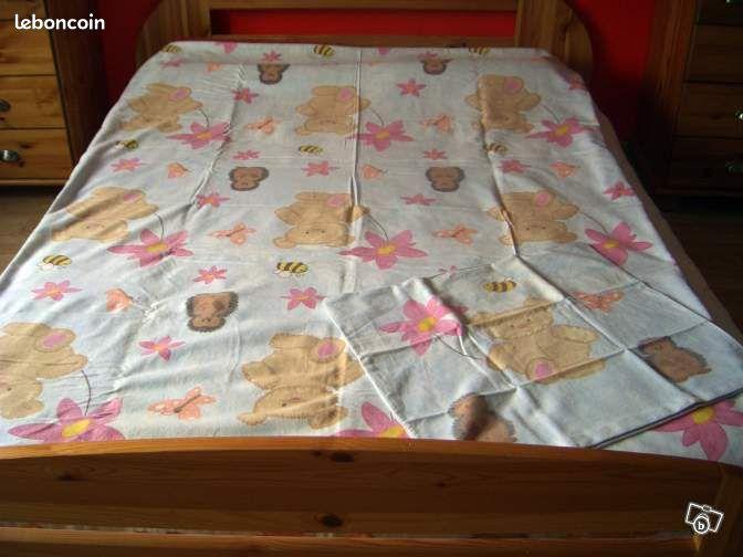 parure de lit jeune enfant linge de maison meurthe et. Black Bedroom Furniture Sets. Home Design Ideas