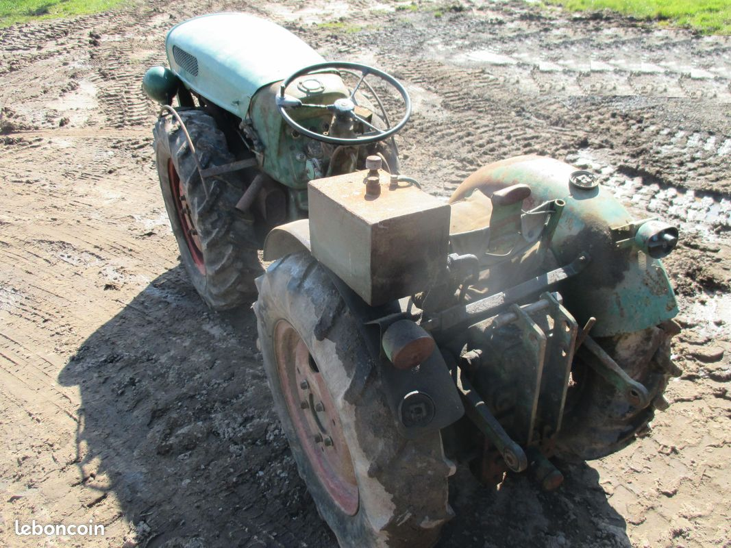 Tracteur articulé holder a 21 s