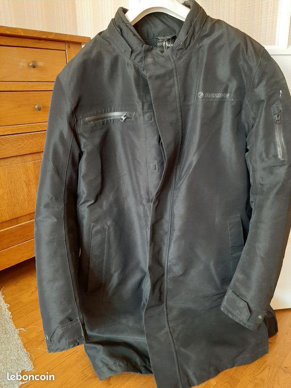 Veste moto et ou pantalon de pluie