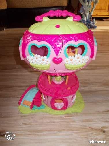 my little pony maison montgolfi re bibine77230 jeux. Black Bedroom Furniture Sets. Home Design Ideas