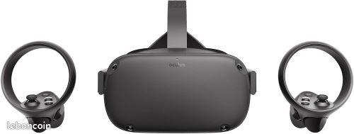 Vends Oculus Quest 64GO quasi neuf