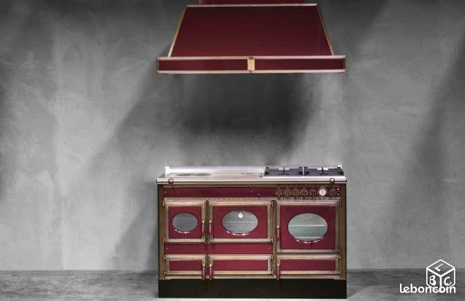 cuisinire mixte bois gaz lectrique piano bricolage puy. Black Bedroom Furniture Sets. Home Design Ideas