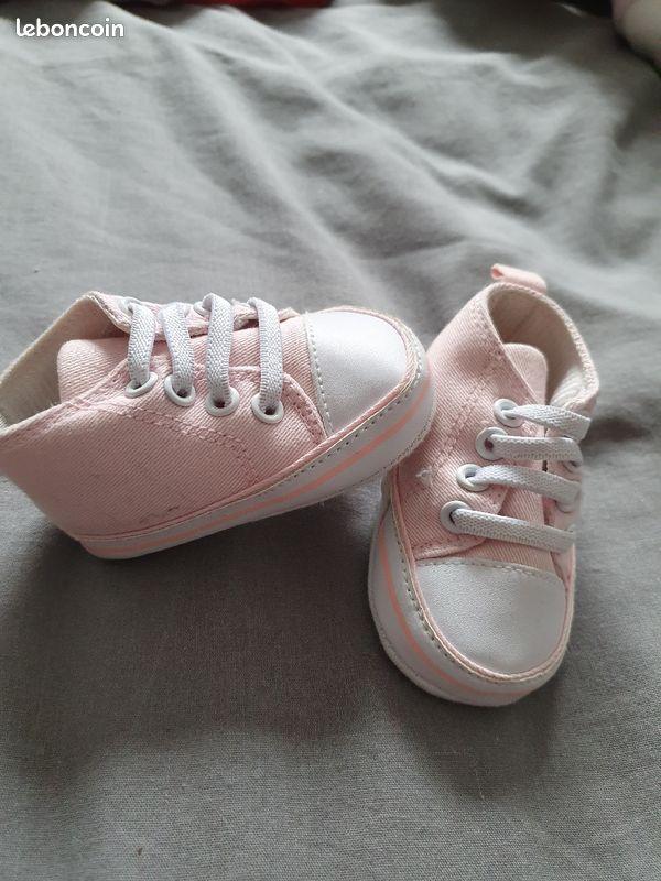 Chaussures et chausson bébé