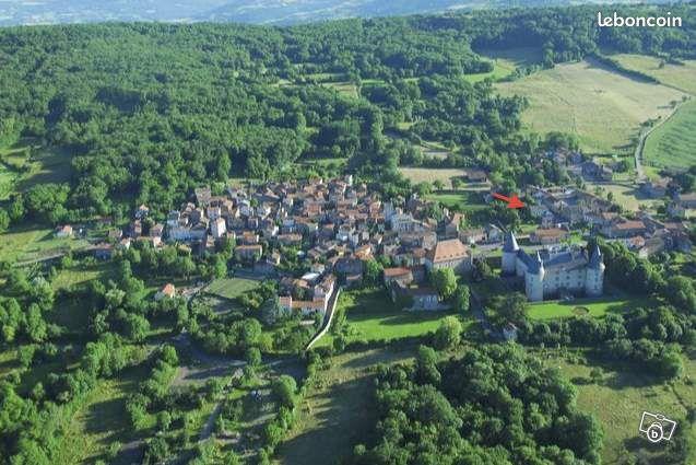 Ancien presbyt re au coeur d 39 un village auvergnat ventes immobili res puy - Leboncoin immobilier auvergne ...