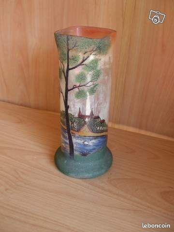 vase legras maill d cors de village d coration loire atlantique. Black Bedroom Furniture Sets. Home Design Ideas