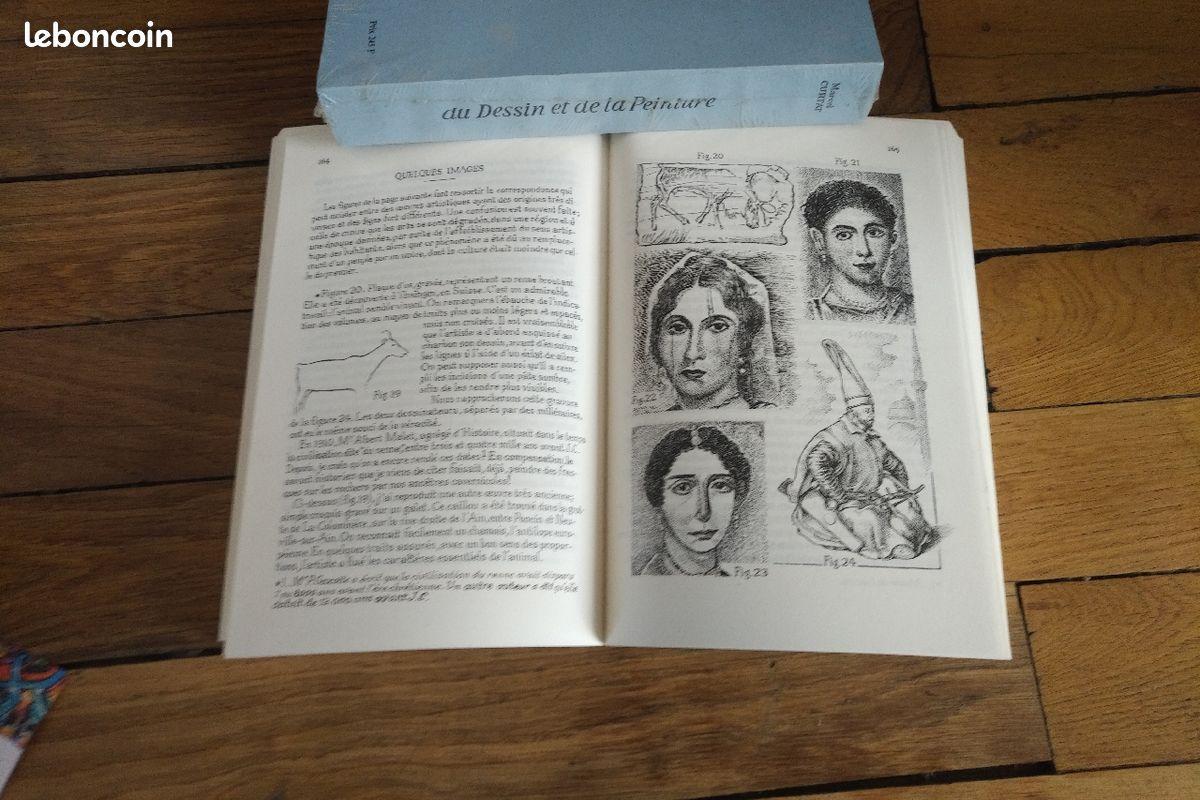 Du dessin et de la peinture