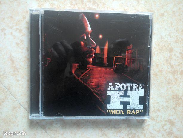 Apotre h - mon rap - rap français - cd - Massy - APOTRE H - MON RAP - RAP FRANÇAIS - CD TRÈS BON ÉTAT FAIRE OFFRE  - Massy