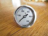 Thermomètre pour four à bois d'occasion  Saint-Pathus / Seine-et-Marne