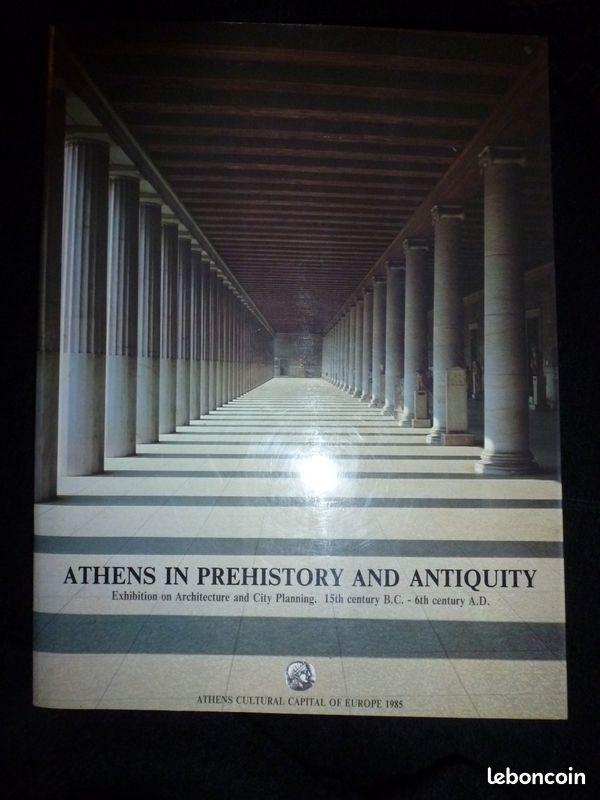 Catalogue expo athènes xve av.-vie ap. (1985)