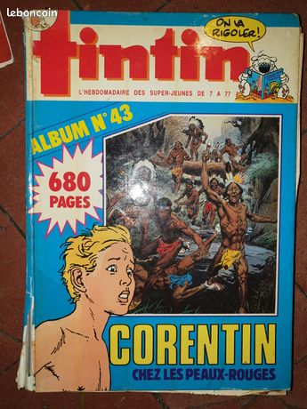 Album n°43 Tintin