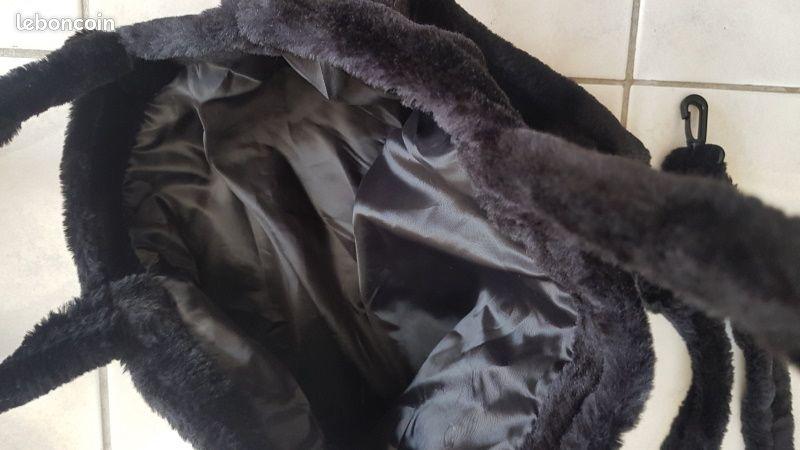 Sac noir sephora