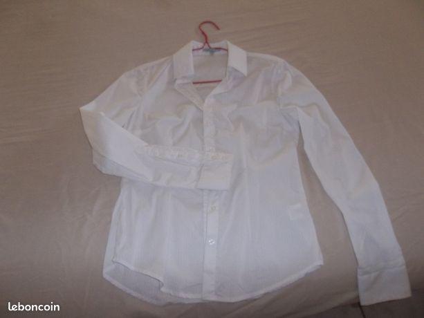 Chemise blanche neuve
