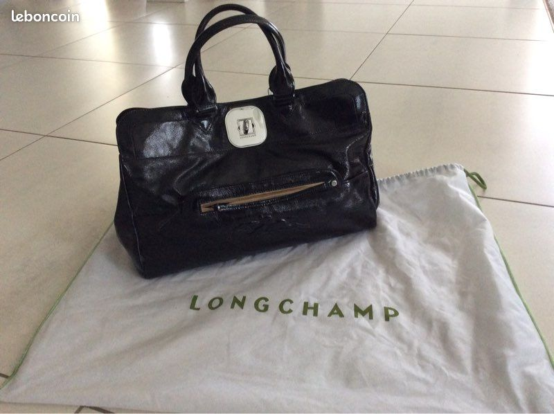 Véritable sac original lonchamp gatsby gm