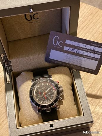 Montre Homme Guess Collection GC Sport Chic X95001G2S