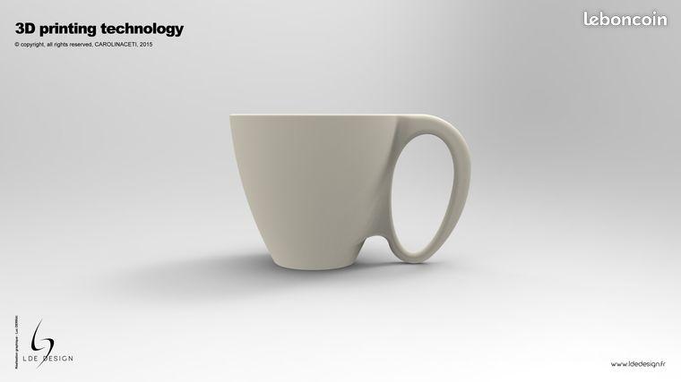 Dessinateur cao - designer 3d - impression 3d (image 1)