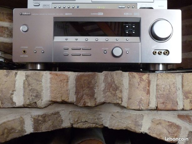 Ampli tuner home cinéma Yamaha RX-V450 6.1   enceintes