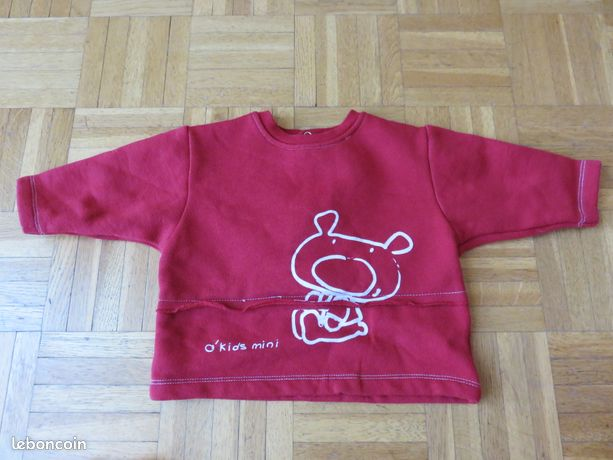61fd2cc221caa Vêtements bébé occasion Toute la France - nos annonces leboncoin