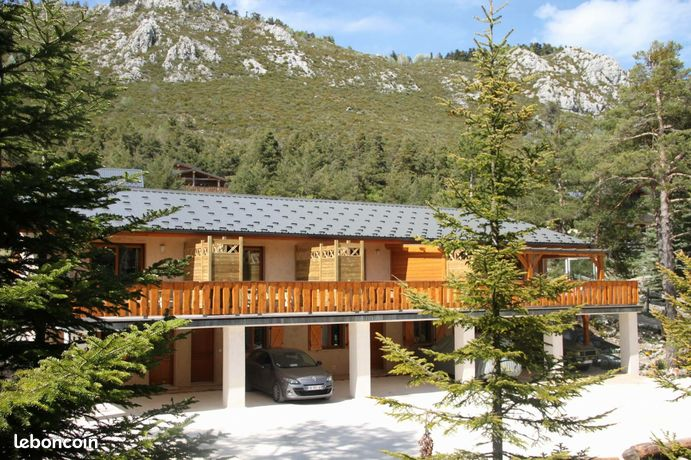 Loue 3 appartements semaine/week-end CAILLE 06750