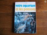 Votre aquarium et les poissons, occasion d'occasion  Châlons-en-Champagne / Marne
