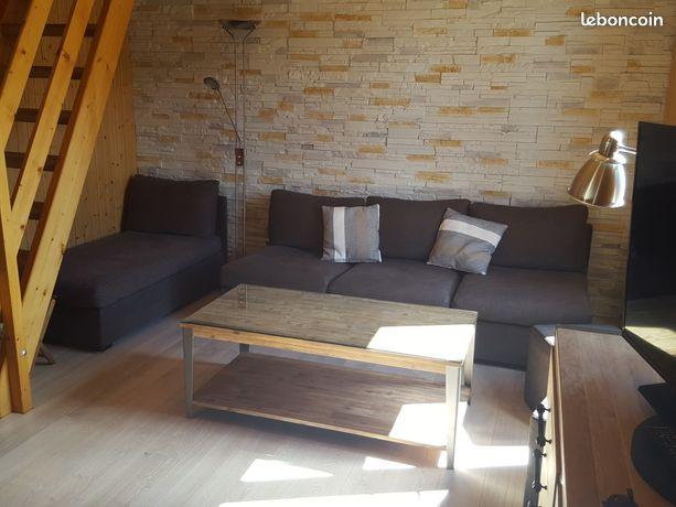 RISOUL Appartement duplex 8 personnes 70 m2 3 ch/2 sdb/2 WC / balcon sud est