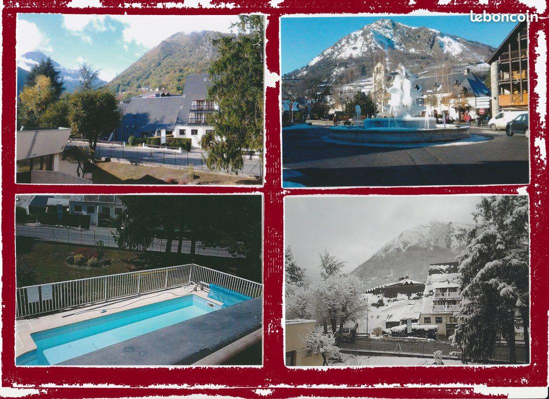Location de vacances été / hiver / cure thermal