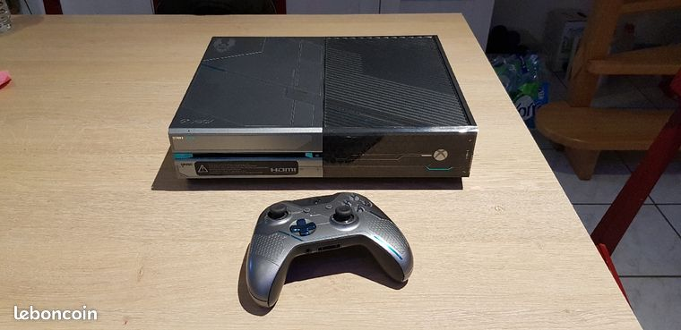 X box one 1 To édition Halo 5 Guardians