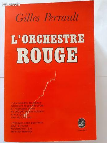 """L'orchestre rouge"" de Gilles Perrault"