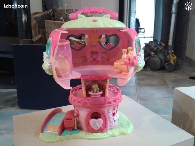 maison my little pony jeux jouets vienne. Black Bedroom Furniture Sets. Home Design Ideas