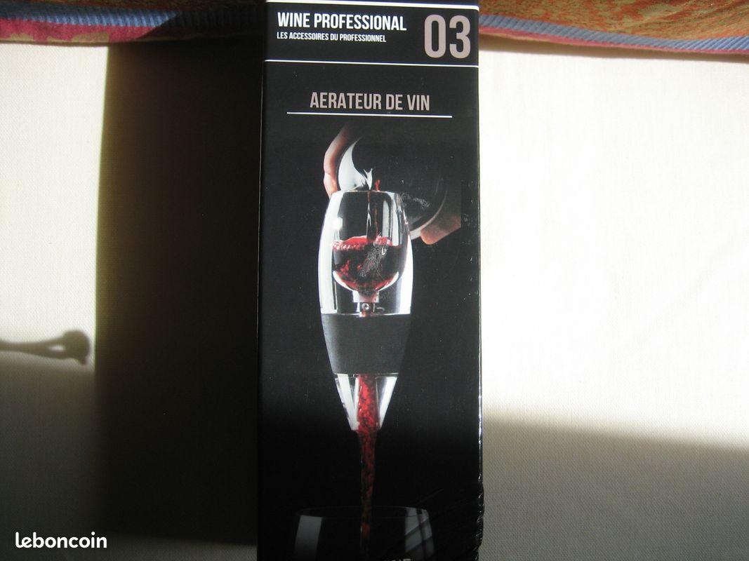 Matériel pour les amateurs de vin