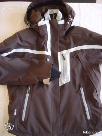 900 Veste Rns Wed'ze Glacé L Ski Quechua Marron wB6Xaq7BS