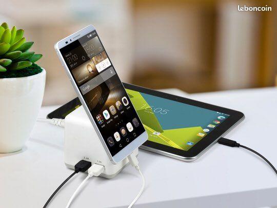 Chargeur de bureau pour smartphone neuf (image 3)