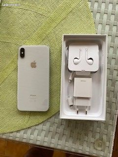 Vente telephone apple xs max 64 g