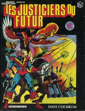 Marvel présente les justiciers du futur (Cockrum) - Presles - Marvel présente les justiciers du futur (Cockrum) - Presles