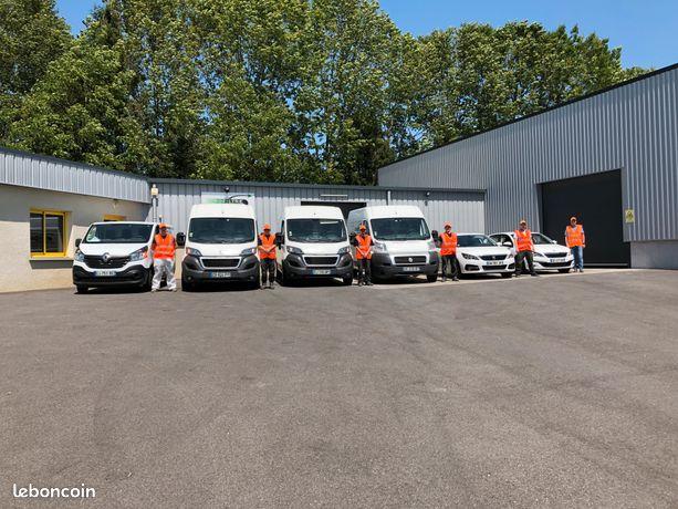 Monteur, Technicien ou Chef d'Equipe en maintenance industrielle (H/F)