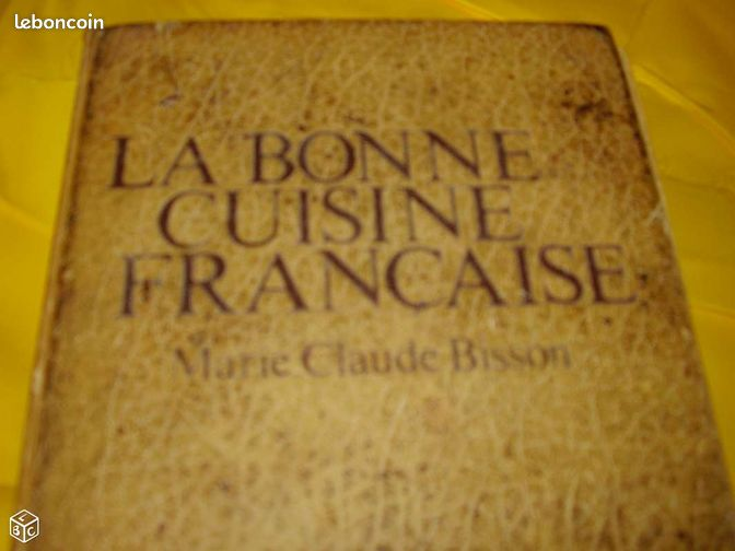 Ancien livre de cuisine vins gastronomie moselle for Anciens livres de cuisine