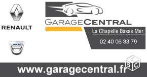 Garage Central La Chapelle Basse Mer