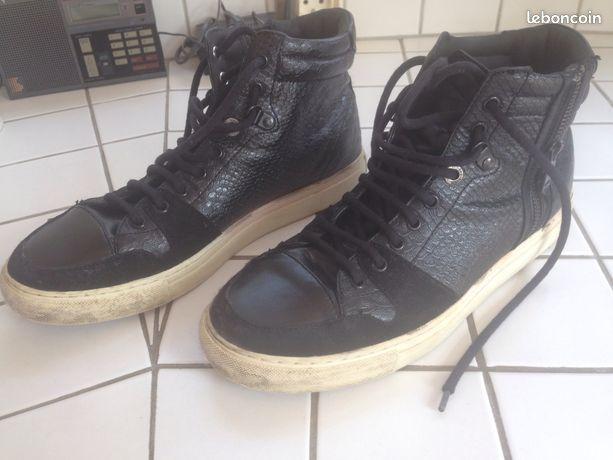 super popular 690c3 19d31 Sneakers montantes