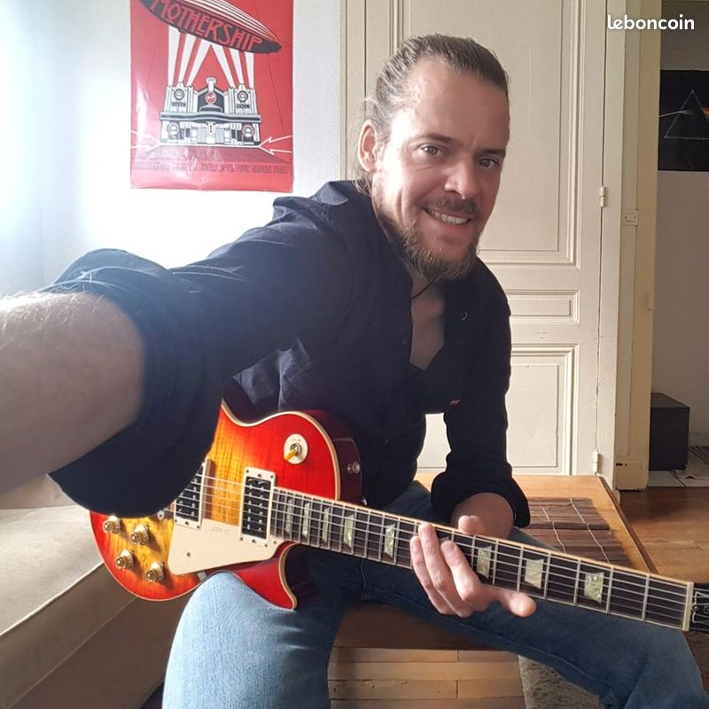Cours de guitare pour niveau avancé ou débutant