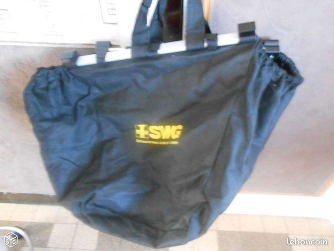 sac pour caddie accessoires bagagerie pas de calais. Black Bedroom Furniture Sets. Home Design Ideas
