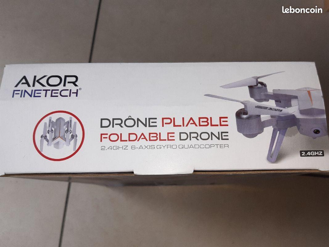 Drone pliable