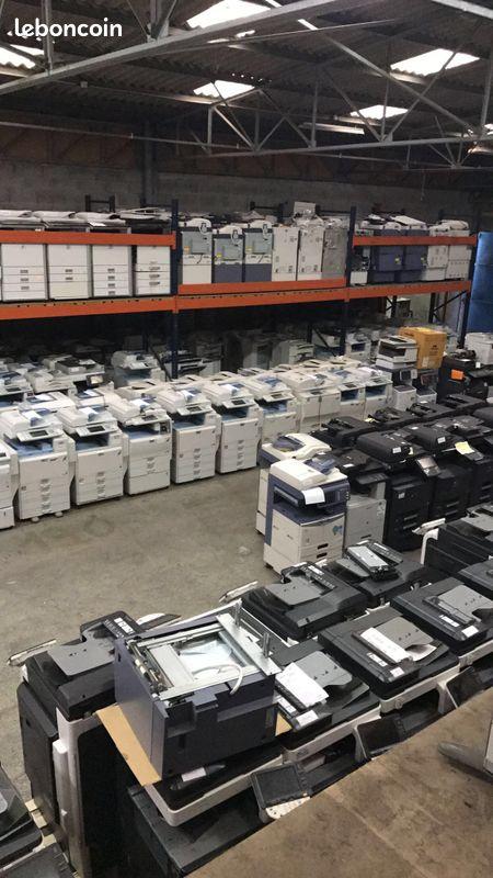 Photocopieur multifonctions ricoh mp c2003