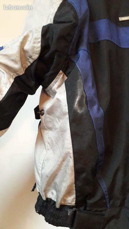Vêtements moto homme