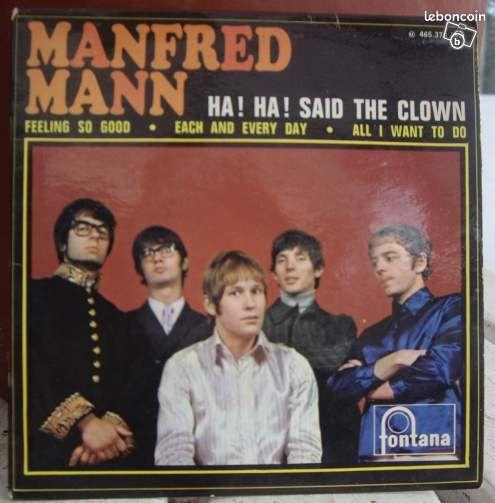 Hit Mann! The Essential Singles 1963-1969 - Manfred Mann