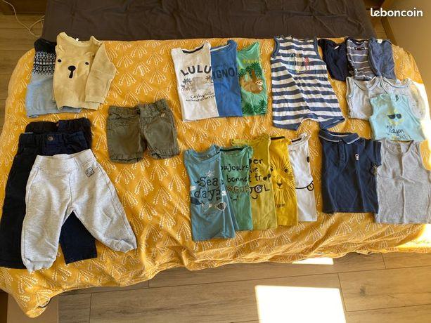 Lot vêtements garçon 18 mois