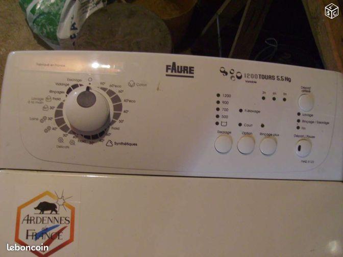 Bon coin machine a laver maison design - Le bon coin lave vaisselle ...