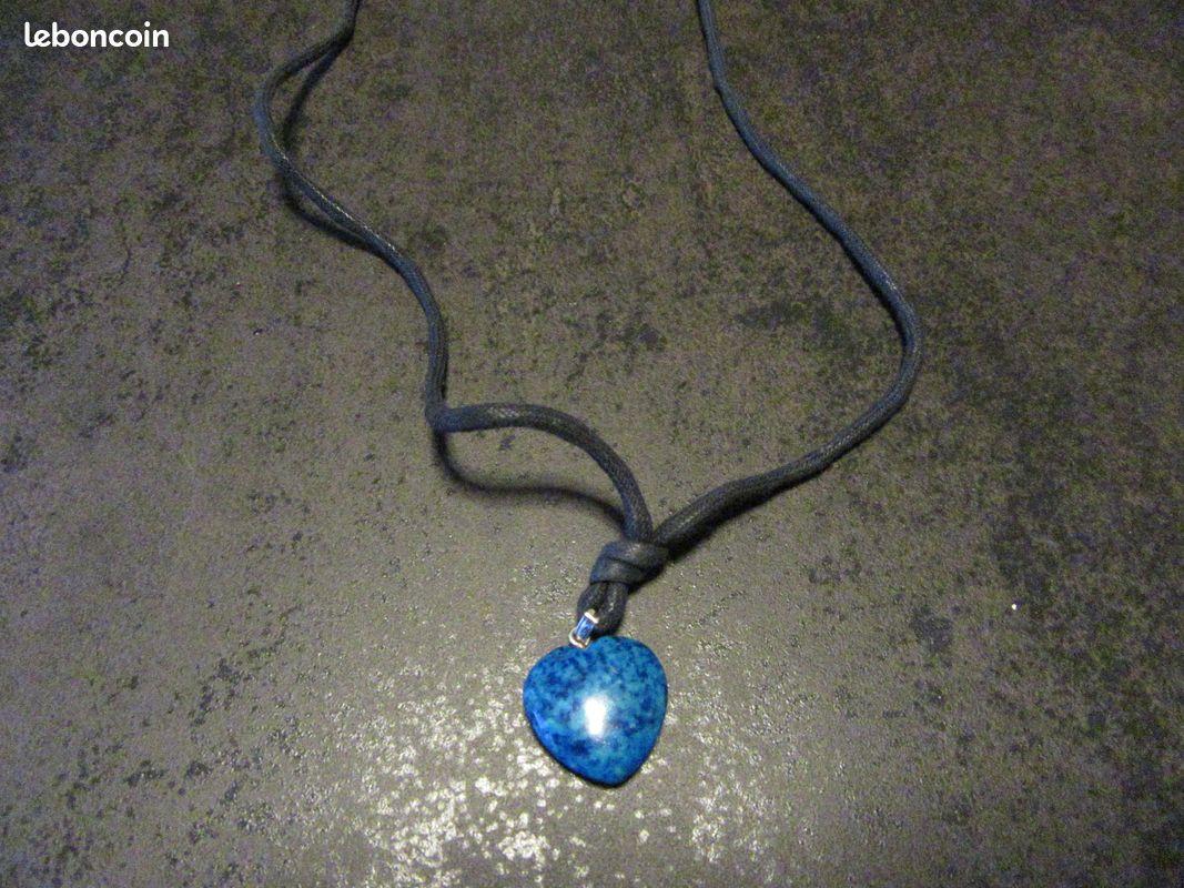Collier pendentif cœur