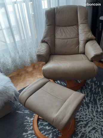 Fauteuil Relax   repose pieds