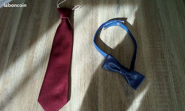 Ceinture, cravate