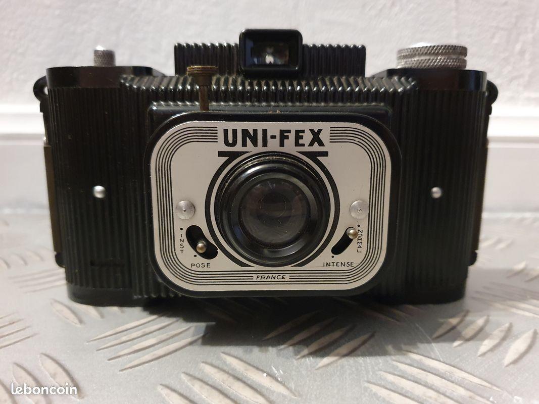 Appareil photo uniflex + sacoche d'origine