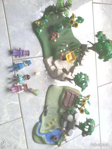 playmobil jardinage jeux jouets somme. Black Bedroom Furniture Sets. Home Design Ideas